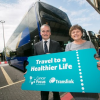 Travel to a Healthier Life Campaign Launch