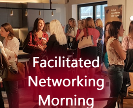 Antrim Facilitated Networking Morning Unwrapping Christmas
