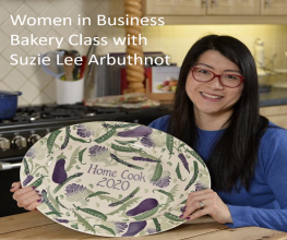 Women in Business cookalong with Suzie Lee Arbuthnot