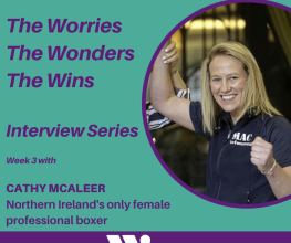 The Worries, The Wonders and The Wins Interview Series