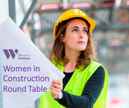 Women in Construction Round Table