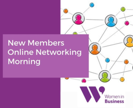 New Member's Networking Morning