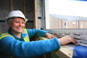Hammers and Hard hats for Women in Business