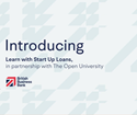 British Business Bank: Learn with Start Up Loans