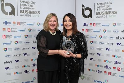 HCIL Enterprises Founder and CEO Recognised as Outstanding Woman in Business