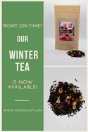 Certified Organic. Loose Leaf Teas and Herbal Blends.