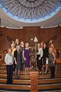 £7000 raised at Women in Business NI and Action Medical Research 3rd Annual Ladies Lunch