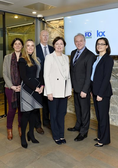 Ulster University Business School and First Derivatives Partner on New Masters Programme