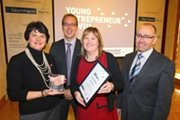 WIBNI CEO Wins Services to Enterprise Award
