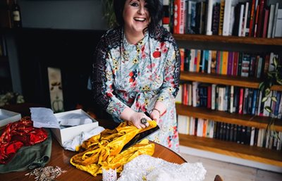 Nuala McMenamin- Founder of Adorn - Personal styling service for real women