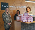 Mental wellbeing in uncertain times with Patricia Black, HR Manager of Davy UK